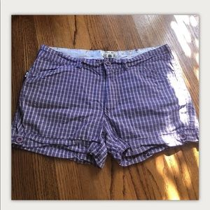 FRANKLIN AND MARSHALL WOMENS SHORT PANTS SIZE 28